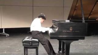 Debussy Prelude General Lavine Eccentric by George Li (13 yr)