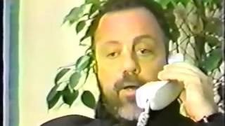 Billy Joel  Today Show Interview After Tokyo Earthquake 1995