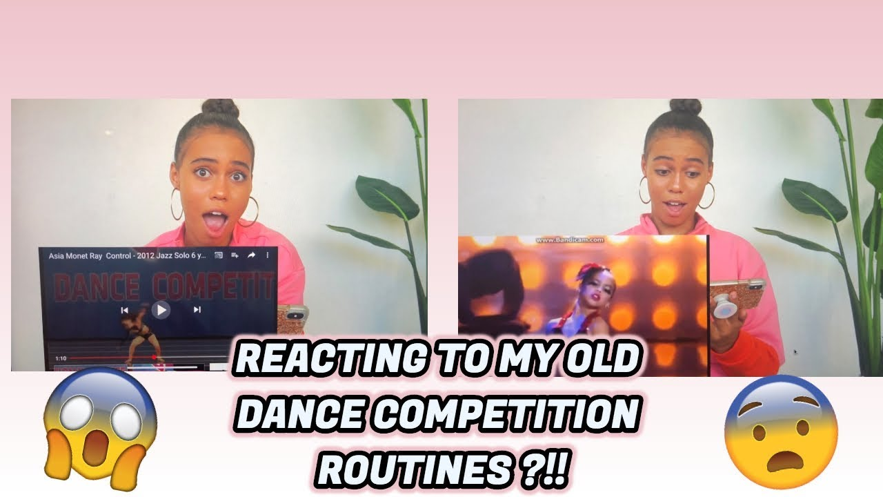 Download REACTING TO MY OLD DANCE ROUTINES??!!(AUDC , DANCE MOMS , RAISING ASIA )