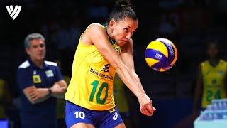 LEGENDARY ACTIONS by Gabi! | Women's VNL 2019 | Hi...