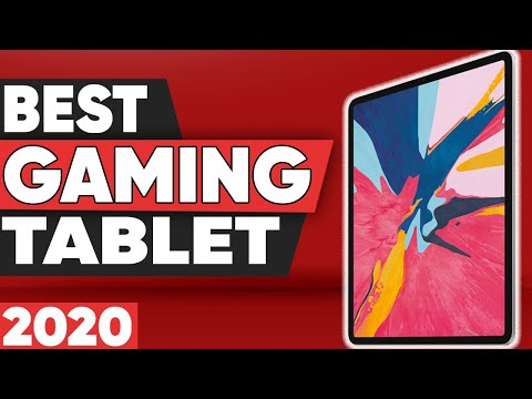 5 Best Gaming Tablets In 2020