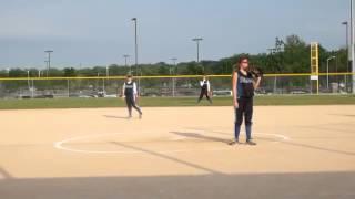 12u softball pitcher