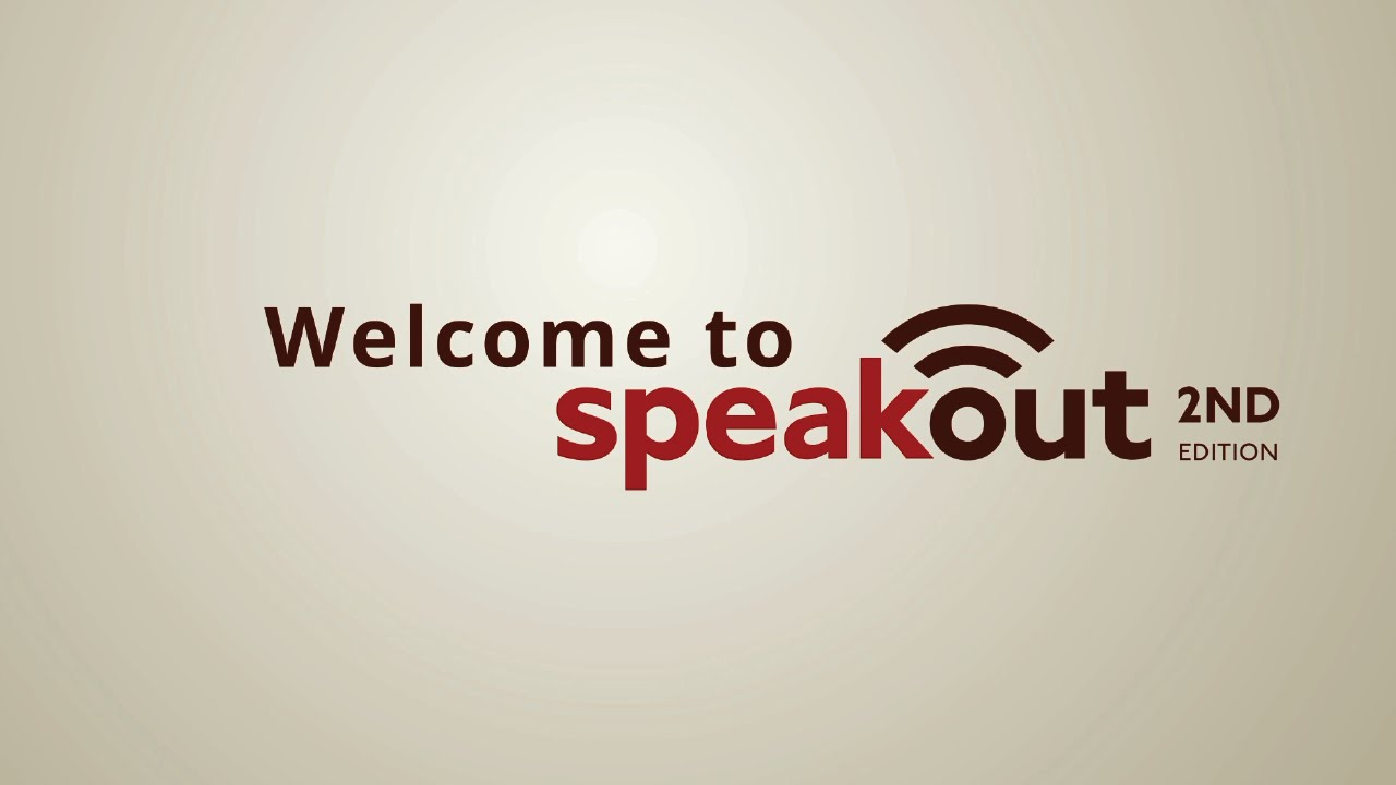 Speakout Second Edition Home