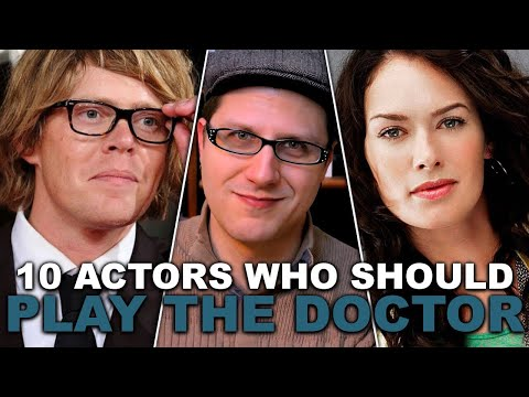 10 Actors Who'd Make a Great Doctor (Doctor Who List)