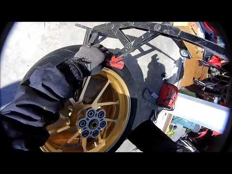 aprilia RS250 The Future Project Forged Aluminium Wheel