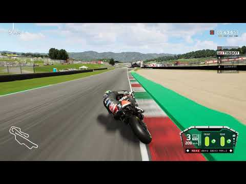 Motogp21 \ FIRST TIME EVER PLAYING A MOTO GP GAME  