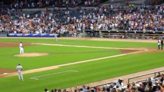 Armando Galarraga - Perfect Game - Ninth Inning