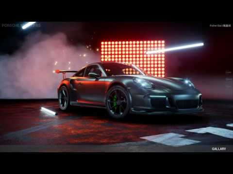 Real Time 911 >> Unrealengine Porsche 911 Real Time Demo In Chinajoy 2018