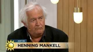Henning Mankell död - 67 år gammal
