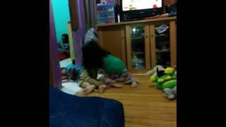 Download Video [Vlog3] Anak Tetangga Main sama Ghozy MP3 3GP MP4