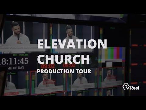 Resi.io | Elevation Church Production Tech Tour