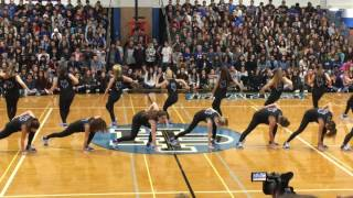 hphs jammers snowcoming assembly 2016