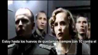HITLER SE ENTERA DE LA INJUSTA EXPULSIÓN DE PEPE - LA CHAMPIONS