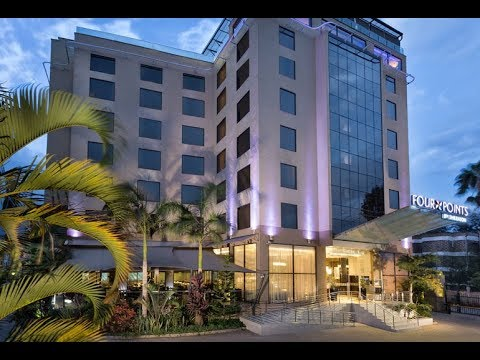 Four Points By Sheraton Nairobi Hurlingham - Nairobi, Kenya - Luxurious Hotels Worldwide