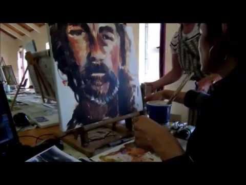 Portrait Painting for Dummies part 3