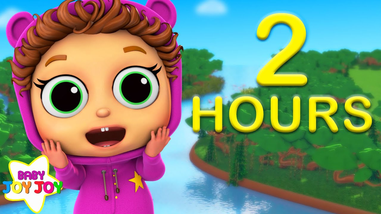2-Hour Super Compilation | Baby Joy Joy