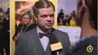 Elden Henson at 'The Hunger Games: Mockingjay, Part 1' Premiere