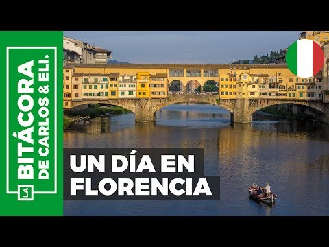Palazzo Vecchio & Ponte Vecchio :: What to do in Florence #1 ✈🇮🇹