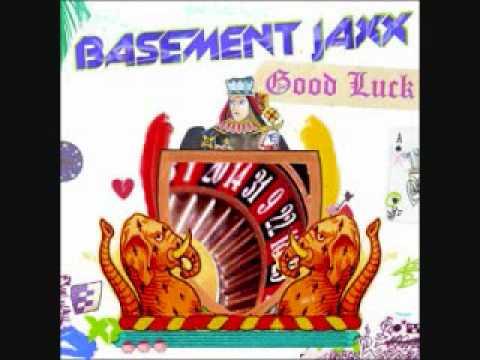 good luck acapella ft lisa kekaula basement jaxx youtube