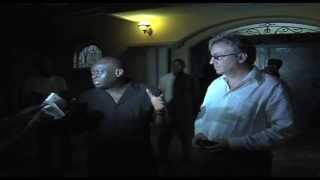 Arrestation Hissène Habré - APA