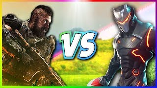 BLACK OPS 4 VS FORTNITE!!! WHICH GAME IS BETTER?????