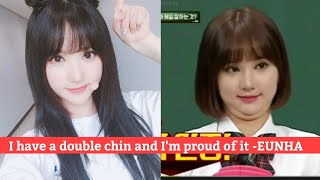 When Kpop idols show off their double chins, who looks best?