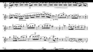 Beethoven Romance in F major Violin Sheet Music