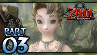 The Legend of Zelda: Twilight Princess HD - Part 3 - Into the Twilight