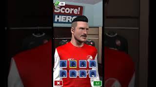 Score Hero #1 bora la ganhar
