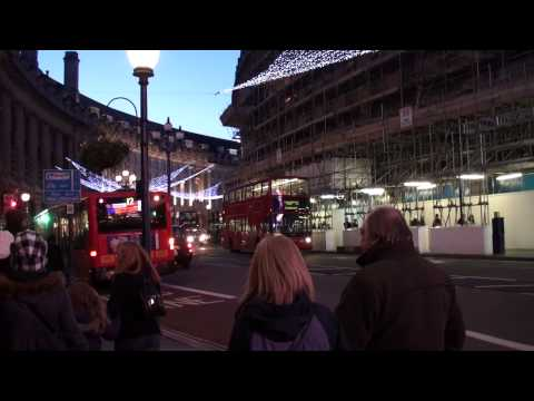 2009 Euro Travel #62 - UK #21 - Shops on Oxford Street London