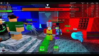 Roblox Boss Fighting Stages Rebirth parte 98