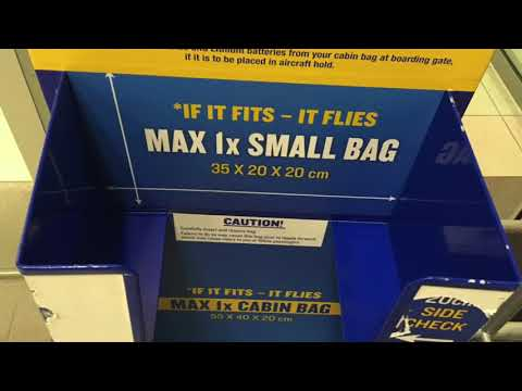In Practice: How Strict Is The New Ryanair Luggage Policy 2018?