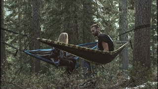 Get Out and Connect | ENO Fuse Tandem Hammock System