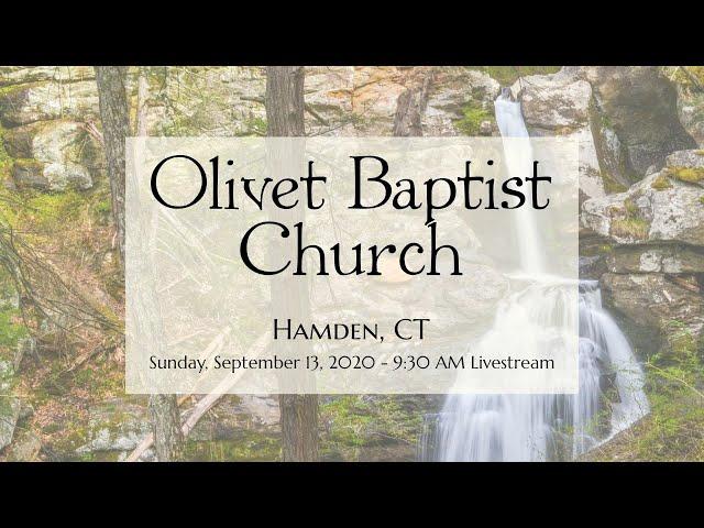 Olivet Baptist Church Sunday Morning Service