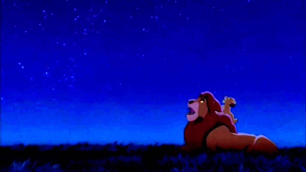 Le Roi Lion Les 233 Toiles Youtube
