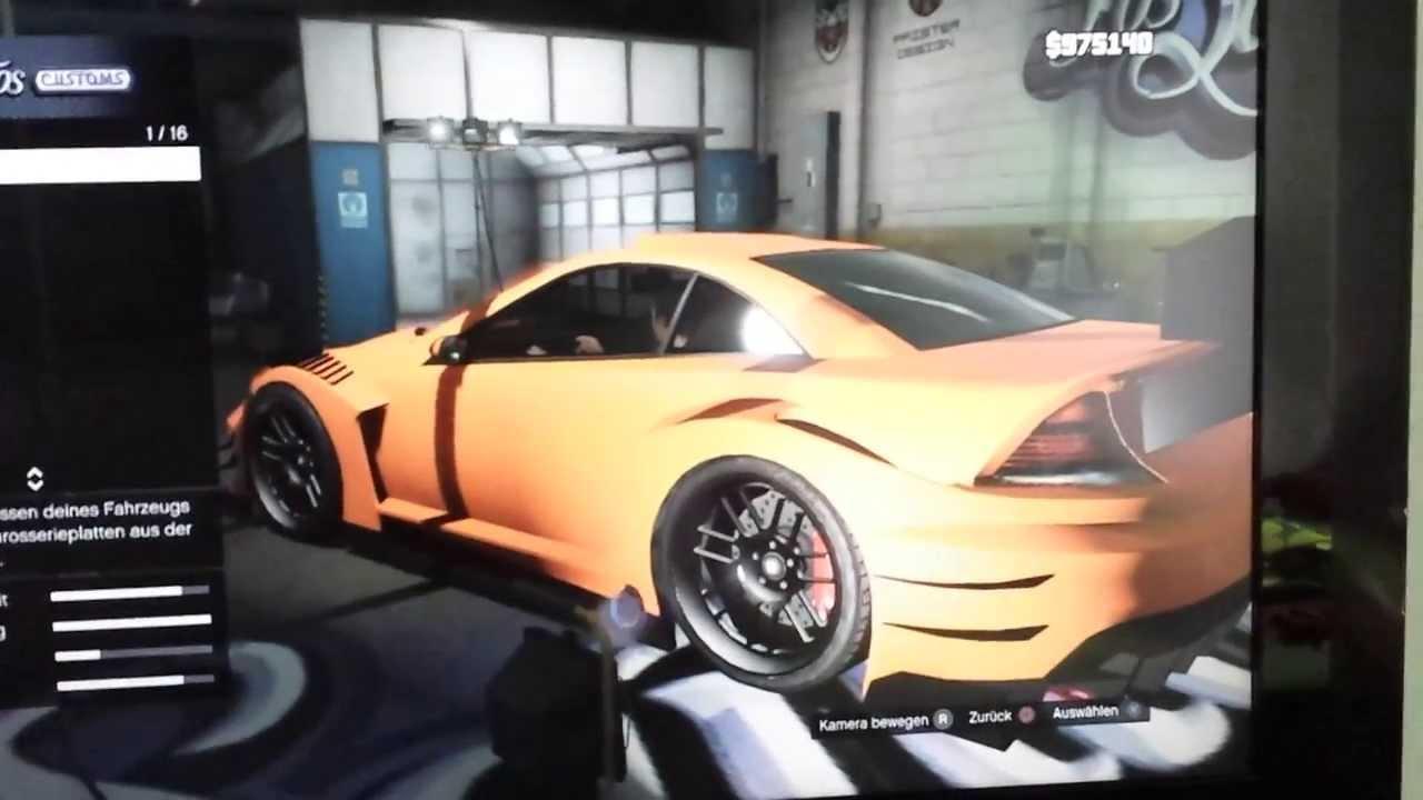 GTA V Japan Tuning Car xd - YouTube