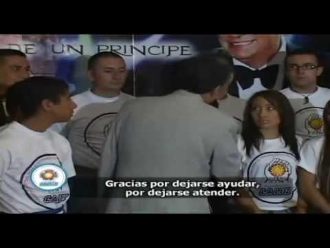 Amigos Fundación La Luz - José José