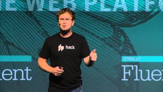 Deep dive: Facebook's programming language, Hack - Julien Verlaguet keynote