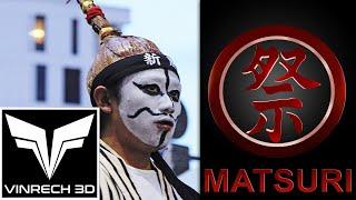 MATSURI FESTVALS IN TOKYO - VINRECH 3D