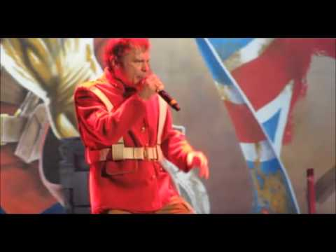 Iron Maiden play China for 1st time! Beijing LeSports Center April 24 2016 setlist/video