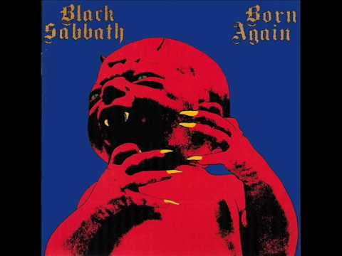 Black Sabbath - The Dark / Zero The Hero
