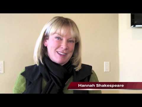 Hannah Shakespeare Talks KILLER WOMEN