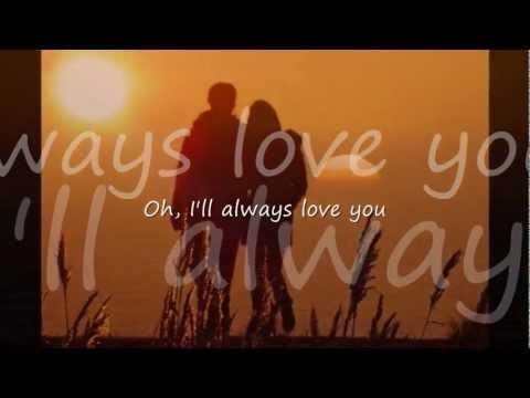 Ill Always Love You  Craig Ruhnkewith Lyrics