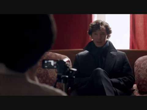 отрывок из сериала Шерлок (3 сезон)