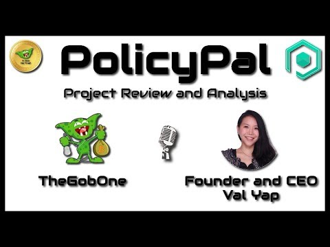 PolicyPal Network Project Review and Analysis with the Founder and CEO Val Yap!