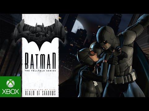 BATMAN - The Telltale Series' World Premiere Trailer