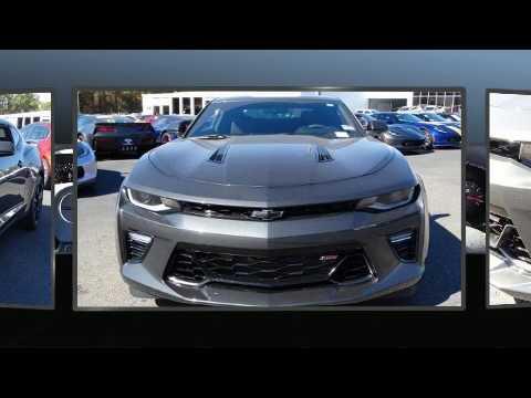 Hendrick Chevrolet Hoover Al >> 2017 Chevrolet Camaro 1SS in Hoover, AL 35216 - YouTube