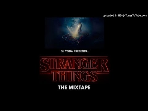 DJ Yoda Presents: Stranger Things - The Mixtape
