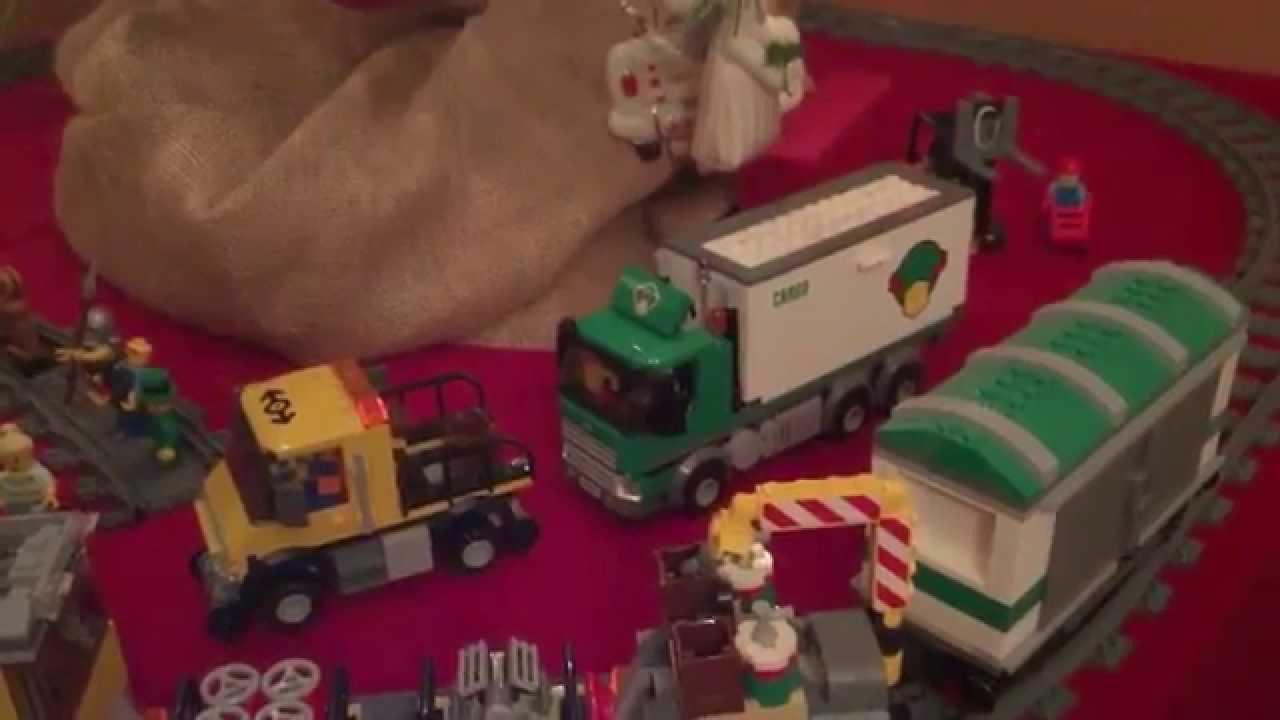 Arduino lego train bluetooth infrared trinket prohd