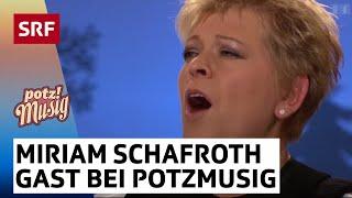 Miriam Schafroth - Jodelnde Powerfrau aus dem Emmental - Potzmusig